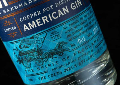 Copper Pot Distilled American Gin