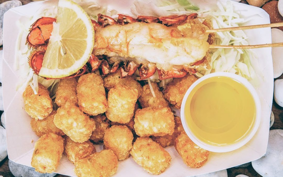 Cousin's Maine Lobster Food Truck Every Friday 5-10pm in January
